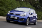 New Kia Rio awarded five stars for accident safety by EuroNCAP