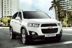 Chevrolet Captiva 2.0-Liter Diesel Model Introduced in Korea