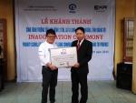 플랜코리아, EXR과 함께 베트남 리똔 EXR프로그레시브 4호 스쿨 완공