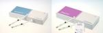 유럽CE인증에 이어 식품의약품안전청(KFDA)의 시판허가를 획득한 세원셀론텍의 생체재료이식용뼈 '써지필(SurgiFill)-왼쪽'과 '오스필(OssFill)-오른쪽'