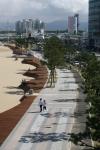 북부해수욕장 테마거리 (사진제공: 포항시청)