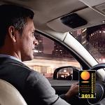 Jabra Freeway는 안전한 운전이 가능하도록 음성안내 및 음성인식을 지원한다. (사진제공: 가우넷)