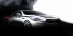 Kia reveals sketches of all-new flagship sedan
