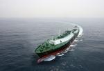 STX조선해양이 건조한 173,600㎥급 LNG선