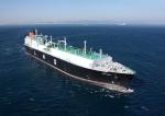 현대중공업이 건조해 2010년 인도된 17만 7천입방미터급 LNG선 '압델카더(Abdelkader)'호의 시운전 장면. 그 해 세계 3대 조선․해운 전문지로부터 '세계우수선박'에 선정됐다.