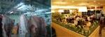 축산물 상설 도매센터에서의 육가공 작업 모습(좌) / 보리네생고깃간 고척점 (우) (사진제공: 금천에프앤비)