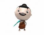 2012 여수세계박람회 태국관 공식 마스코트로 선정된 '수차콘'