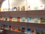 Dr. Jaerock Lee's books at 20th New Delhi World Book Fair