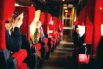 초고속 열차, 탈리스의 1등석 풍경 (사진제공: 레일유럽)