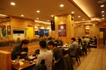 항상 고객들로 붐비는 보리네생고깃간 거제 고현점 (사진제공: 금천에프앤비)