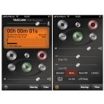 극동음향 전문가용 아이폰 도킹 스테레오 마이크 'TASCAM IM2' PCMRecoder (사진제공: 극동음향)