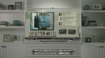 삼성 스마트TV 광고 캠페인 '아빠편'의 '패밀리 스토리' 서비스 (사진제공: 삼성전자)
