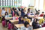 '소아암교육 학교속으로 GO!GO!'(사진제공=한국백혈병어린이재단) (사진제공: 한국백혈병어린이재단)