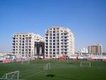 UAE 로닷(Rawdhat) 레지덴셜빌딩 1차 2개동 (2012년 4월 준공예정) (사진제공: STX건설)
