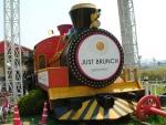 가야공원 토마스열차 (사진제공: 한국문학세상)