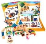 오르다코리아, 어린이날 기념 원목자석블록세트 특별판매
