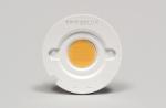 브릿지룩스는 픽실레이션 없이 깨끗하고 일관된 백색광을 제공하는 높은 플럭스 밀도의 컴팩트형 광원인 Bridgelux® Cetero™ SLM(Spot Light Module)을 발표했다. (사진제공: 브릿지룩스)
