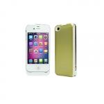 아이폰 4S, 4 케이스 겸용 보조배터리, 노벨뷰 NVB1350(그린) (사진제공: 노벨뷰)
