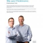 클릭트로닉은 2002년 독일에서 런칭된 프리미업급 홈시어터 및 하이파이 악세서리 브랜드 (사진제공: HD코리아)