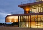 다음(DAUM) 커뮤니케이션 제주 신사옥 건물 외부전경 (사진제공: 랑세스코리아)
