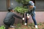 소외 시설에 정원을 조성하는 푸르네 자원봉사자(볼런티어) 활동 모습 (사진제공: 서울정원박람회 사무국)