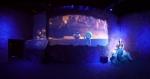 바다의 이야기를 들려줄 제 1전시관 해저 동굴의 안내자 인어 로봇 (사진제공: 여수세계박람회 태국관 운영위원회)