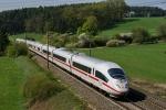 독일 초고속 열차 이체에(ICE) (사진제공: 레일유럽)