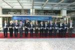 ASEM 산하의 인터넷 연구개발 상설 기구 '테인협력센터' 개소 (사진제공: 방송통신위원회)