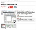 PC Magazine의 Editor's Choice에 선정된 ABBYY FineReader