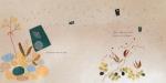 가을이 되면 꽃과 열매는 다시 씨앗이 되어 땅으로 돌아간다. 한솔수북의 서른다섯 번째 그림책 <들꽃이 핍니다> 중. (사진제공: 한솔수북)