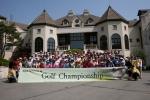 제 3회 헤리티지배 Golf championship 단체사진 (사진제공: 서우로이엘)