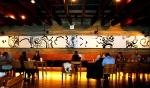 갤러리로 변신한 카페베네 뉴욕매장 (사진제공: 카페베네)
