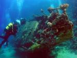 난파선다이빙 (사진제공: 멘토투어)