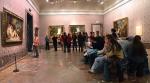 실제 미술관 내부에서 처럼 기념사진을 찍을수 있는 트릭포토존 -양산문화회관 전시실 (사진제공: 중앙문화예술프로그램센터)