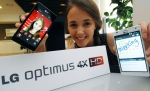 LG'S FIRST QUAD-CORE SMARTPHONE  HEADS TO EUROPE IN JUNE (사진제공: LG전자)