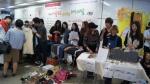 2012서울모드패션페스티발-패션바자회 (사진제공: 서울모드패션전문학교)