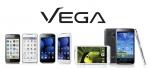 왼쪽부터 베가레이서, 베가 LTE, 베가 LTE M, 베가 LTE EX 그리고 5월 출시된 베가레이서2