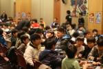 뱅가드에 집중하는 아이들 (사진제공: 아카데미과학)