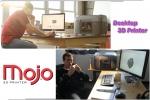 3D 프린터 세계 판매 1위인 미국 스트라타시스(Stratasys) 제품을 국내에 독점 공급하는 프로토텍은 콤팩트한 사이즈의 3D 프린터 'Mojo'(모조)를 새롭게 선보인다. (사진제공: 프로토텍)