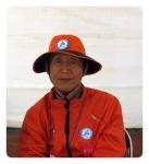 최고령 자원봉사자 김사하(85세) 어르신 (사진제공: 고양시종합자원봉사센터)