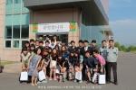지난 5월 25일 백석대 교수 및 학생 30여명이 최첨단 설비를 갖춘 휴렌 오창 공장을 견학했다.