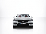 - , The new SLK 55 AMG