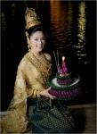 로이크라통 태국 전통 축제 이미지 (사진제공: 여수세계박람회 태국관 운영위원회)