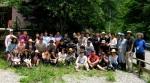디엔컴퍼니는 창립 11주년을 기념해 '중방대리 주민과 함께하는 일사일촌 꽃 길 조성 행사'에 참여했다. (사진제공: 디엔컴퍼니)
