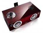 오는 18일, 삼성전자가 국내에 출시하는 진공관 앰프를 탑재한 프리미엄 무선 도킹 오디오 'DA-E750' (사진제공: 삼성전자)