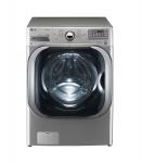 LG전자가 이달 미국시장에 출시한 세계 최대 5.1큐빅피트(약 21kg) 드럼세탁기. (사진제공: LG전자)