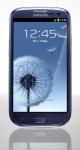 삼성전자 '갤럭시SⅢ' 제품 사진 (페블블루) (사진제공: 삼성전자)
