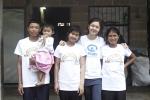 배우 백진희가 국제아동후원단체 플랜코리아와 함께 태국 치앙마이 지역 아이들을 찾았다.