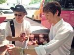 이제훈, 영화 '나의 파파로티' 현장에 하겐다즈 아이스크림 선물 (사진제공: 한국하겐다즈)