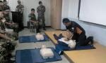 연천소방서, 제1291부대 교량중대 심폐소생술 교육 실시 (사진제공: 연천소방서)